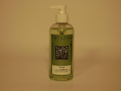 SPRING BATH & SHOWER GEL 1 litre (Lemon, Lime, Patchouli, Ylang Ylang & dash of Lavender)